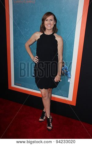 LOS ANGELES - JUN 3:  Molly Shannon at the