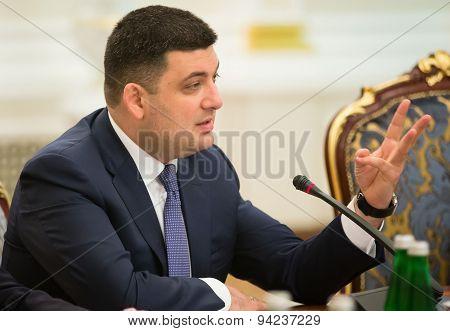 Volodymyr Groisman