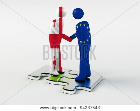 Business Partners Georgia and European Union