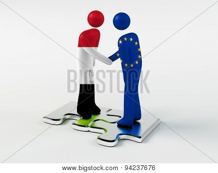 Business Partners Yemen and European Union