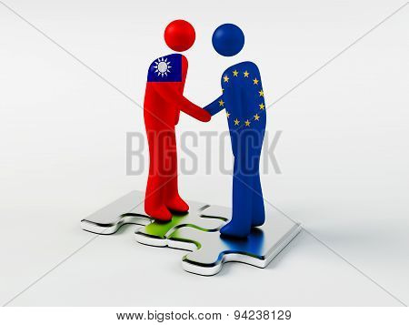Business Partners Taiwan and European Union