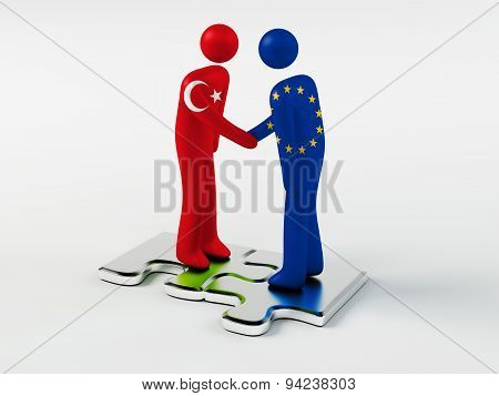 Business Partners Turkey and European Union