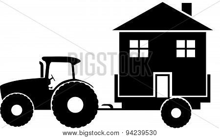 Tactor Delivers The House