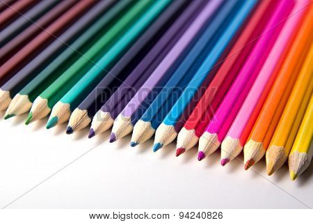 Dslr Photography Colored Pencils