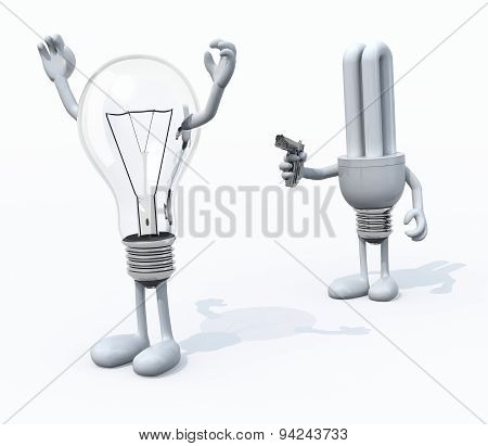 Light Bulb Kill Cfl Bulb