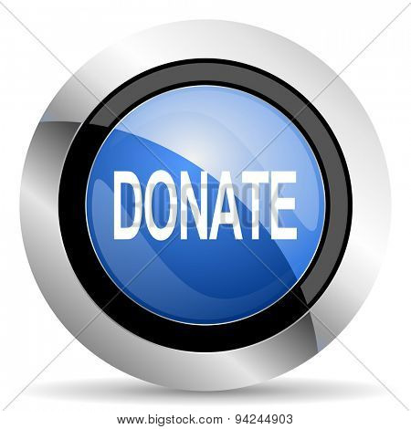 donate icon original modern design for web and mobile app on white background
