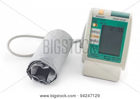 Digital Blood Pressure Machine Gauge : Take Portable Personal.