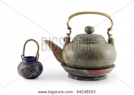 Old Teapot China.