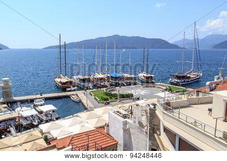 Marmaris Marina