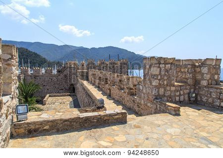 Wall Of Marmaris Tower