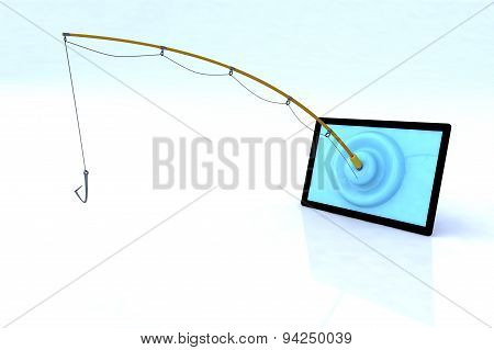 Touch Screen Security Concept