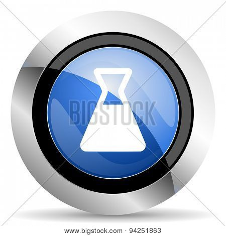 laboratory icon  original modern design for web and mobile app on white background