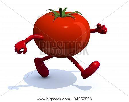 Tomato That Runs