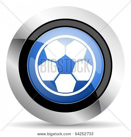 soccer icon football sign original modern design for web and mobile app on white background