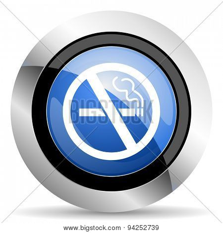 no smoking icon  original modern design for web and mobile app on white background
