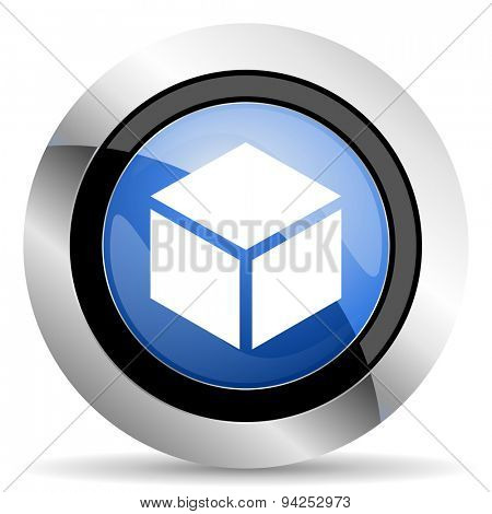 box icon  original modern design for web and mobile app on white background