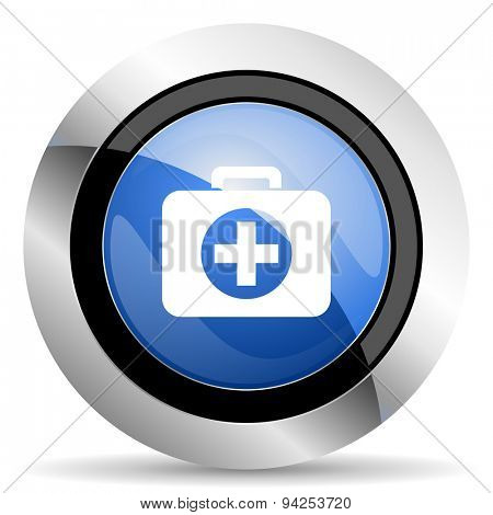 first aid icon hospital icon  original modern design for web and mobile app on white background