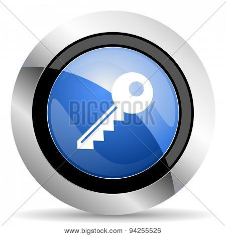 key icon  original modern design for web and mobile app on white background