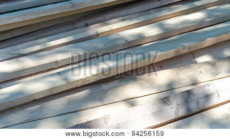 The detail Wooden Skirting boards textured background