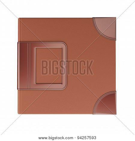 Brown Cover Album
