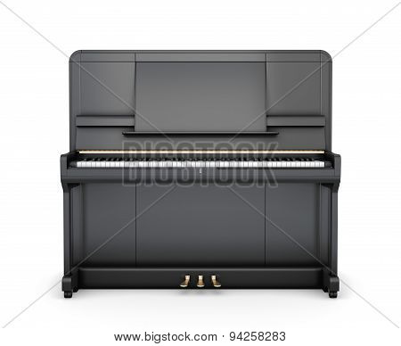 Classical Upright Piano