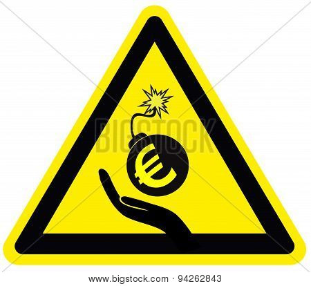 Euro Crisis Warning Sign