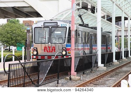 Cleveland Light Rail