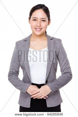 Buisnesswoman portrait