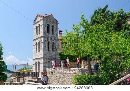 Greece, Meteors, Monastery Of St. Varlaam