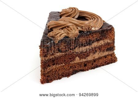 One Small Slice Of Cake