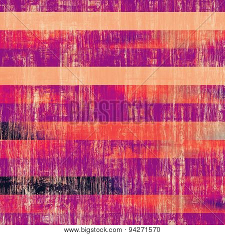 Grunge retro texture, elegant old-style background. With different color patterns: purple (violet); pink; black; red (orange)
