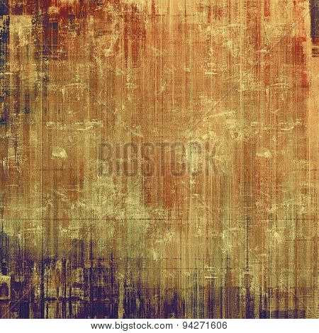Old texture - perfect background with space for your text or image. With different color patterns: yellow (beige); brown; purple (violet); red (orange)