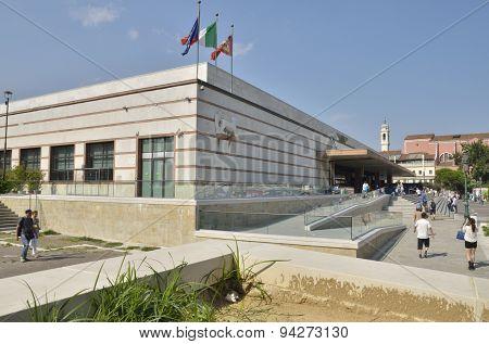 Santa Lucia Railway Station