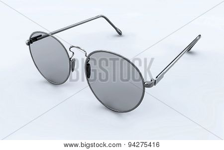 Specs Isolated Illustration