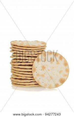 Water biscuit cracker