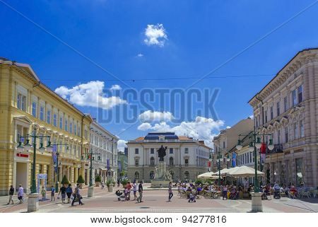 Centre Of Szeged