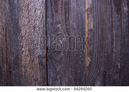 Old faded boards