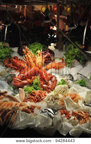 Decorative Seafood