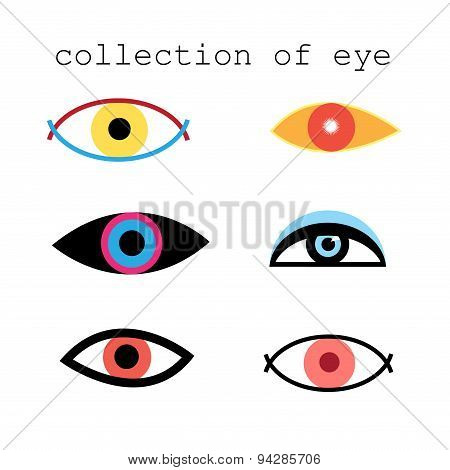 Collection Of Eye Signs