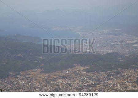 Fethiye, the town of Oludeniz
