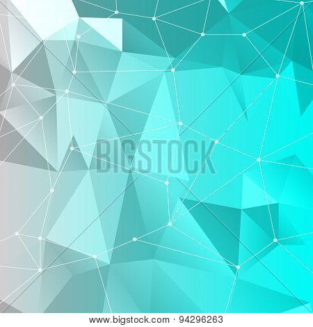 The Abstract 3D Background