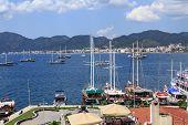 image of marina  - MUGLA TURKEY  - JPG