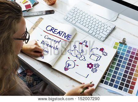 Creative Simplicity Style Design Concept