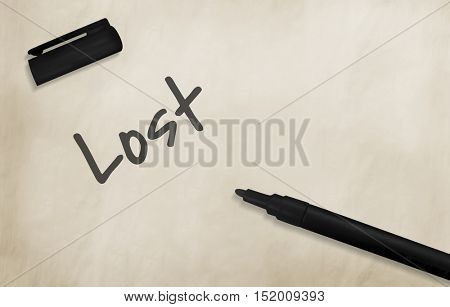 Lost Failure Missing Solution Concept