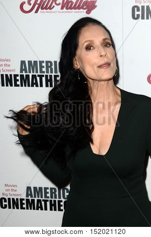 LOS ANGELES - OCT 14:  Sonia Braga at the 2016 American Cinematheque Awards at Beverly Hilton Hotel on October 14, 2016 in Beverly Hills, CA