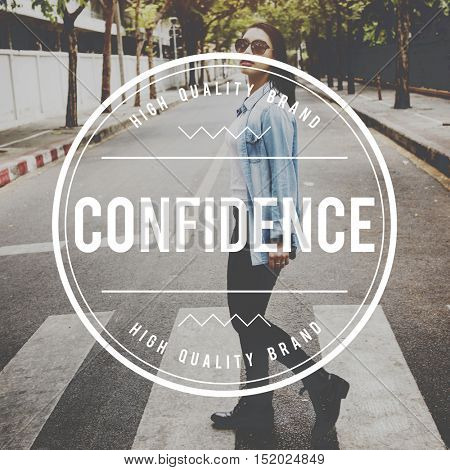 Confidence Faith Self Trust Power Ability Belief Concept