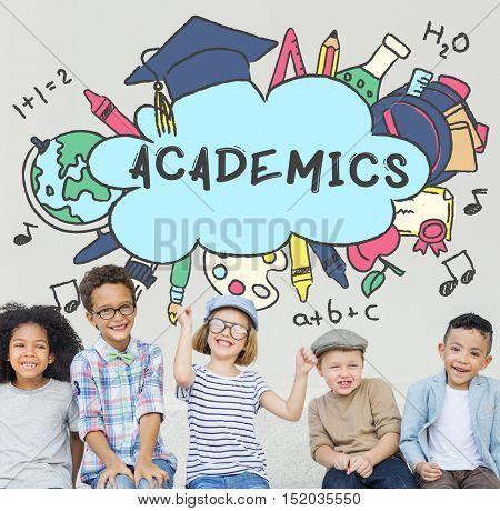 Academic Education Study Concept