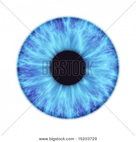 blue iris texture