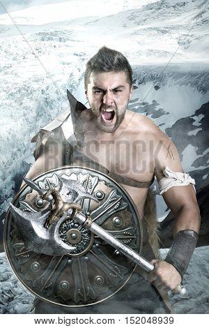 Gladiator/warrior