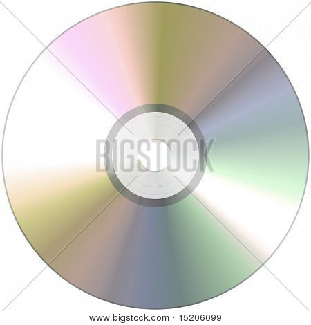 An illustration of a nice CD Rom texture